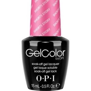 OPI GelColor Soak-Off Gel Lacquer, Shorts Story